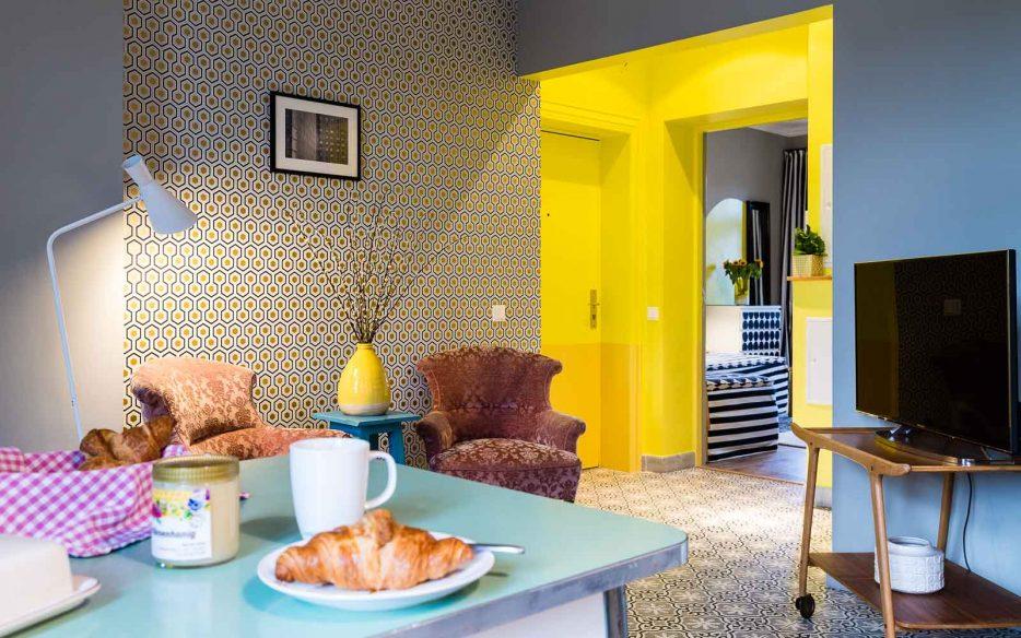 Apartment V42 Wohnküche